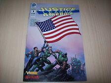 JUSTICE LEAGUE AMERICA N.1-LION RW EDITORE-DICEMBRE 2013 COME NUOVO!!