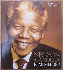 Nelson Mandela Remembered - The Independent – 7 December 2013