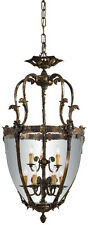 Metropolitan Lighting N9201 Vintage 9-Light Lantern Pendant - Antique Bronze