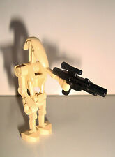 LEGO MINIFIG PERSONNAGE STAR WARS - BATTLE DROID (4,5x2,5cm)