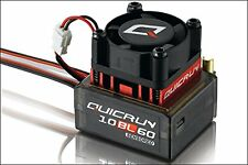 Hobbywing QUICRUN 10BL60 Sensored Brushless ESC Speed Control 1/10 1/12 30108000