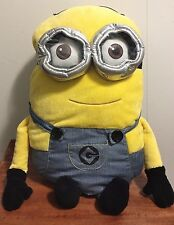 "Dispicable Me Kevin Minion Plush Stuffed Toy 19"" EUC Large"
