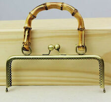 New Bronze Metal Frame Kiss Clasp For Handle Bag 20CM/7.87inch  S11