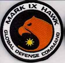 "Space:1999  Eagle Hawk Pilot  Logo  3.5"" Uniform Patch- FREE S&H  (SPPA-1909)"