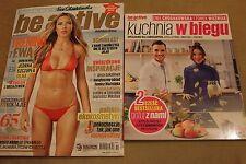 BE ACTIVE 12/2016 Ewa Chodakowska + Książka Kuchnia w Biegu !!! NOWOŚĆ