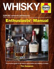 HAYNES WHISKY ENTHUSIASTS' MANUAL 3,000 BC ONWARDS ALL FLAVOURS HISTORY H5764