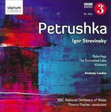 Petrushka 2010 by Stravinsky, I. Ex-library