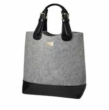Hugo BOSS the week-end shopper da donna scent Spalla Borsa Tote Borsa Grigia. NUOVA.