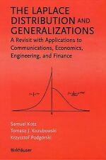 The Laplace Distribution and Generalizations: A Revisit with Applications to Com