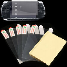 5x Clear Screen Protector Protective Film Guard for Sony PSP 1000 2000 3000 PET