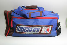 "VINTAGE 1994 ""SNICKERS OFFICIAL SNACK FOOD"" WORLD CUP U.S.A. XL Duffle BAG CASE"