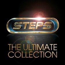 STEPS THE ULTIMATE COLLECTION CD (VERY BEST OF / GREATEST HITS)