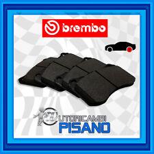 P50040 PASTIGLIE FRENO BREMBO POSTERIORI MERCEDES CLASSE M (W163) ML 230 150CV