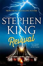 Revival By Stephen King. 9781444789171