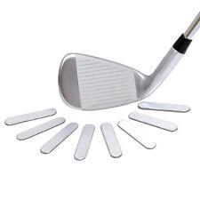 8 × Klebstoff Lead Tape Bleiband für Back Gewicht Golf Tennis Weiß Praxis HOT
