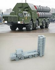 1/144 RESIN KITS Russian S-300 Missile System Launcher Truck
