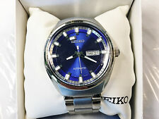 Seiko 5 Automatic Wristwatch 7S26 PRE-OWNED READ DESCRIPTION - WORKS FINE!