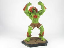 Street Fighter Sota Blanka Statue Capcom Limited Edition 42 of 500