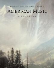American Music : A Panorama by Daniel Kingman and Lorenzo Candelaria (2011,...