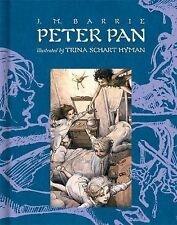 Scribner Classics: Peter Pan by J. M. Barrie (2014, Hardcover)