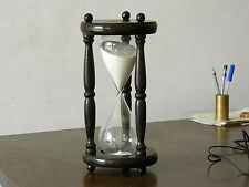 60 MINUTE HOUR GLASS - Vintage Style One Hour Sand Timer