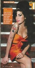 AMY WINEHOUSE interview LUCAS GRABEEL BRITNEY JAMIE LYNN SPEARS jake gyllenhaal