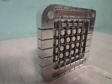 """* BRAND NEW * COMMERCIAL H.D. ½"""" FRENCH FRIES CUTTING BLADE AND PUSHER PLATE"""