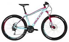 "Bulls vanida 51 cm lightblue 27,5 ""mountain bike 2017 Shimano 24 marchas"