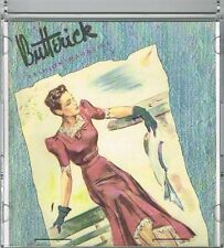 CD Picture Pack Butterick Spring 1930s Catalog Searchable Database of Patterns