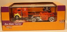 Hot Wheels 2006 Japan Convention Bone Shaker Express CHROME Only 1500 Made