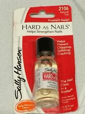 SALLY HANSEN  HARD AS NAILS THE  NAIL CLINIC IN A BOTTLE # 2106 - 0.45 OZ