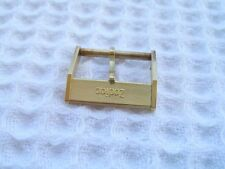 VINTAGE NOS 16MM ZODIAC YELLOW GOLD PLATED WATCH BUCKLE                   #5638