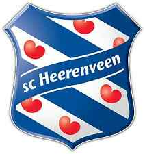 "sc Heerenveen FC Netherlands Football Soccer Car Bumper Sticker Decal 4""X5"""