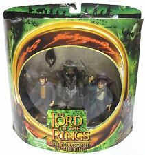 Lord of The Rings Fellowship of the Ring Merry, Pippin & Moria Orc Action Figure
