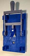 Frankenstein Single Knife Light Switch Plate Cover Flip Handle Toggle - Blue