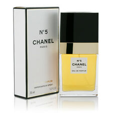 Chanel No 5 By Chanel for Women-1.2oz/35ml-Eau de Parfum Spray-Brand New In Box