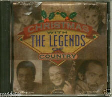 CD Christmas WITH THE LEGENDS OF COUNTRY Loretta & more