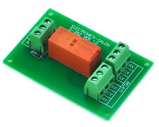 Passive Bistable/Latching DPDT 8 Amp Power Relay Module, 12V Version, RT424F12