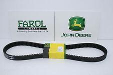 Véritable john deere gator drive belt RE28721 4x2