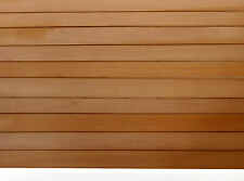 """100 Spanish Cedar solid wood turning squares 1"""" x 1"""" x 6"""" inches long kilndried"""