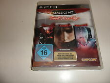 PlayStation 3  Devil May Cry - HD Collection [Classics HD]