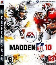 Madden NFL 10 - Playstation 3, Acceptable PlayStation 3, Playstation 3 Video Gam