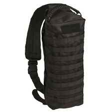 Tanker Security Police Urban EDC Camera Sling Pack Rucksack Case Bag 15L Black