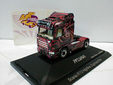 "Herpa 110808 # scania r´13 highline tractor ""The Black Hole/pflumm"" 1:87"