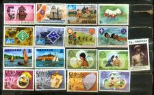 Grenada nice Stamps small  Lot  MNH