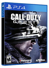 Call of Duty Ghosts PS4 Game NEW (English, Portuguese, Spanish, French)
