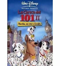 DISNEY DVD La carica dei 101 II prima edizione BV codice Z3