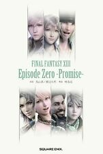 POSTER FINAL FANTASY 13 XIII LIGHTING SNOW VERSUS #17