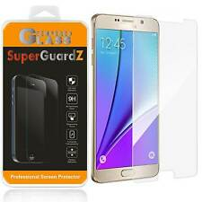 SuperGuardZ® Tempered Glass Screen Protector Shield For Samsung Galaxy Note 5