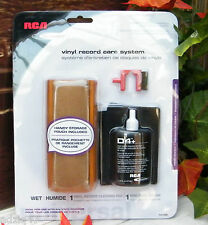 KIT CLEANING RCA BRUSH VINYL RECORD + PRODUCT NEW BLISTER PACK